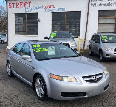 2005 Acura TL for sale at Street Visions in Telford PA