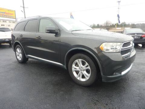 2011 Dodge Durango for sale at Roswell Auto Imports in Austell GA