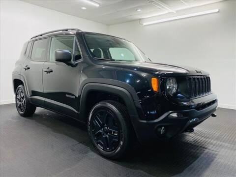 2019 Jeep Renegade for sale at Champagne Motor Car Company in Willimantic CT
