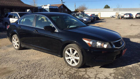 2009 Honda Accord for sale at South Point Auto Sales in Buda TX