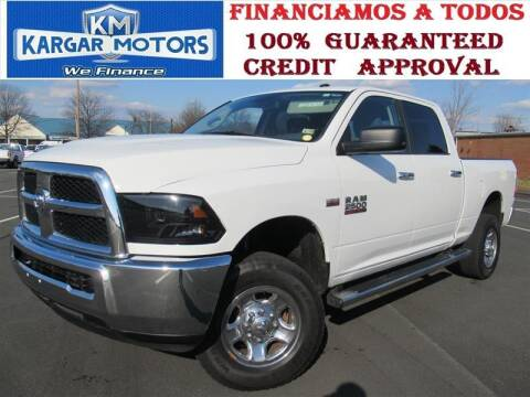 2014 RAM Ram Pickup 2500 for sale at Kargar Motors of Manassas in Manassas VA