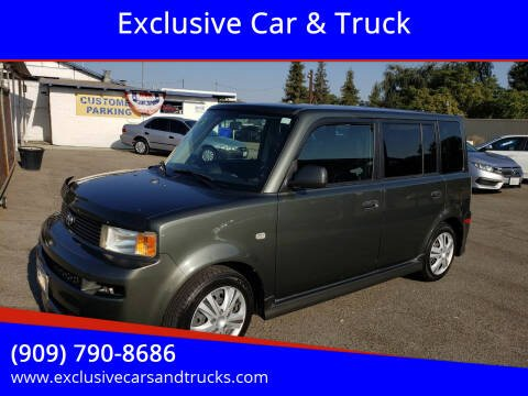 2005 Scion xB for sale at Exclusive Car & Truck in Yucaipa CA