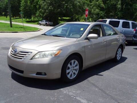 2008 Toyota Camry for sale at Luxury Auto Innovations in Flowery Branch GA