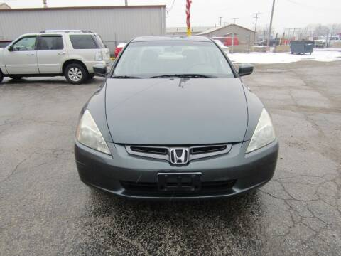 2005 Honda Accord for sale at X Way Auto Sales Inc in Gary IN