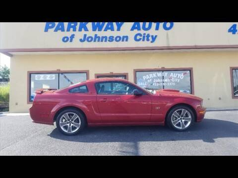 2008 Ford Mustang for sale at PARKWAY AUTO SALES OF BRISTOL - PARKWAY AUTO JOHNSON CITY in Johnson City TN