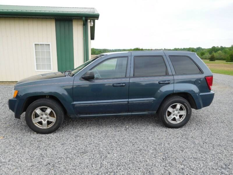 2007 Jeep Grand Cherokee for sale at WESTERN RESERVE AUTO SALES in Beloit OH