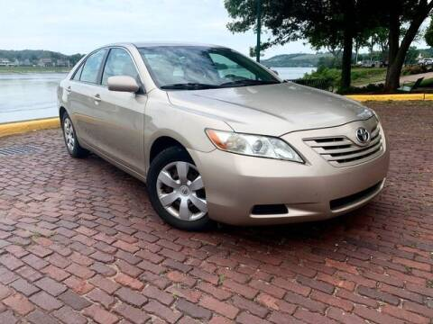 2007 Toyota Camry for sale at PUTNAM AUTO SALES INC in Marietta OH
