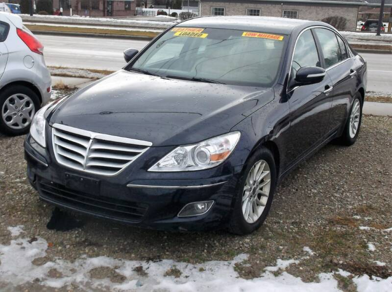 2011 Hyundai Genesis for sale at We Finance Inc in Green Bay WI