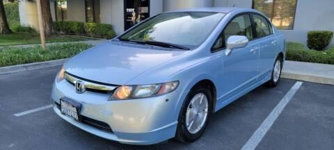 2006 Honda Civic for sale at Top Motors in San Jose CA