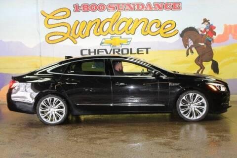 2017 Buick LaCrosse for sale at Sundance Chevrolet in Grand Ledge MI