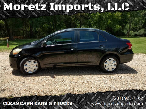 2008 Toyota Yaris for sale at Moretz Imports, LLC in Spring TX
