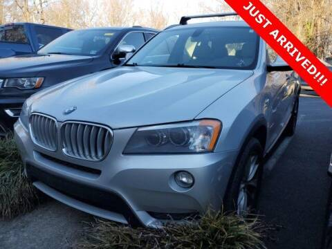 2013 BMW X3 for sale at Impex Auto Sales in Greensboro NC