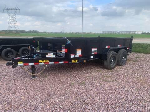 2022 Big Tex 14LP-14 Dump Box 14k #4315