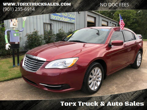 2013 Chrysler 200 for sale at Torx Truck & Auto Sales in Eads TN