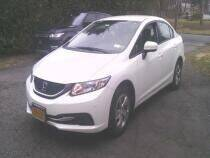 2015 Honda Civic for sale at Watson Automotive in Sheffield MA