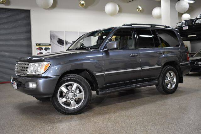 2007 Toyota Land Cruiser for sale at DONE DEAL MOTORS in Canton MA