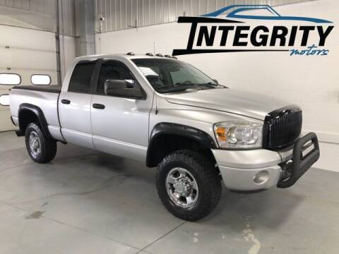 2005 Dodge Ram Pickup 3500 for sale at Integrity Motors, Inc. in Fond Du Lac WI