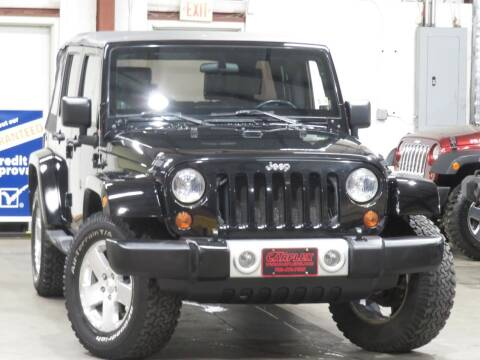 2009 Jeep Wrangler Unlimited for sale at CarPlex in Manassas VA