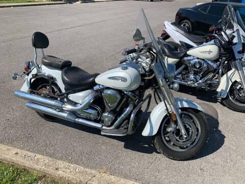 2008 Yamaha Road Star for sale at Dan Powers Honda Motorsports in Elizabethtown KY