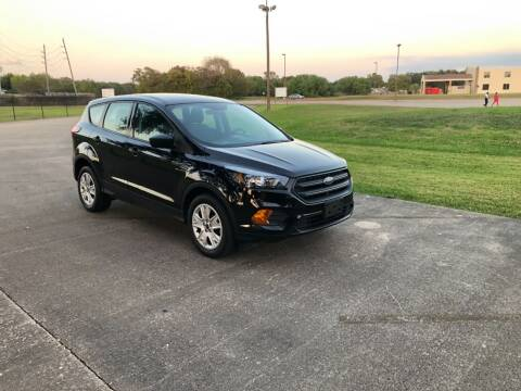 2019 Ford Escape for sale at Orange Auto Sales in Houston TX