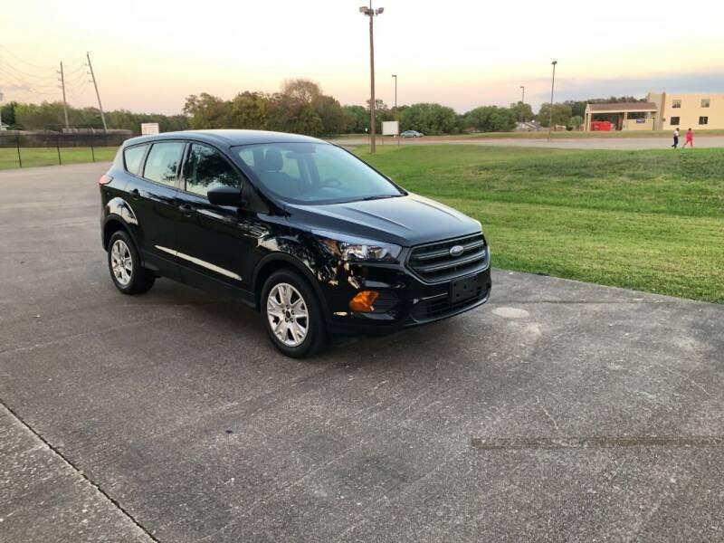 2019 Ford Escape for sale at Orange Auto Sales in Houston TX