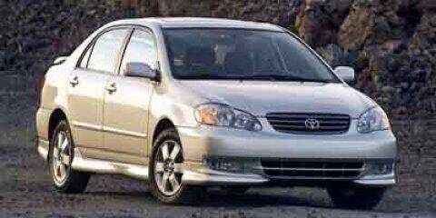 2003 Toyota Corolla for sale at Jeremy Sells Hyundai in Edmunds WA