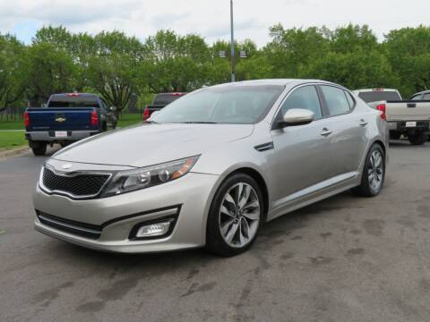 2014 Kia Optima for sale at Low Cost Cars North in Whitehall OH