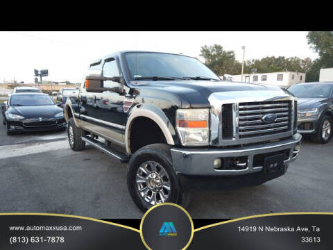 2010 Ford F-250 Super Duty for sale at Automaxx in Tampa FL