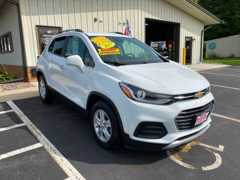 2017 Chevrolet Trax for sale at Kubly's Automotive in Brodhead WI