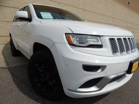 2015 Jeep Grand Cherokee for sale at Altitude Auto Sales in Denver CO
