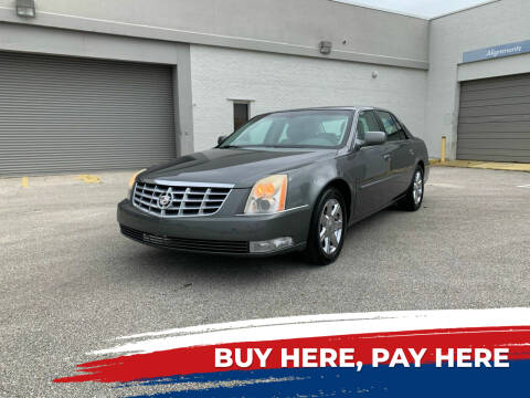 2007 Cadillac DTS for sale at Mid City Motors Auto Sales - Mid City South in Fort Myers FL