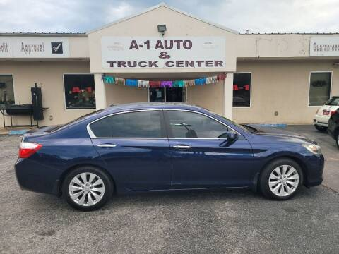 2013 Honda Accord for sale at A-1 AUTO AND TRUCK CENTER in Memphis TN
