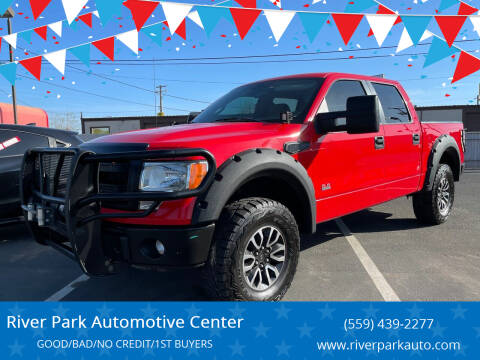 2013 Ford F-150 for sale at River Park Automotive Center in Fresno CA