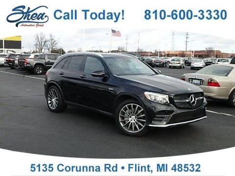 2017 Mercedes-Benz GLC for sale at Jamie Sells Cars 810 - Linden Location in Flint MI