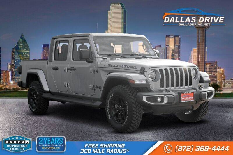 2021 Jeep Gladiator for sale in Mesquite, TX