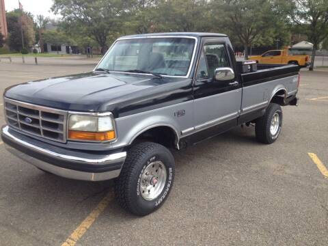 1994 Ford F-150 for sale at CENTRAL AUTO SALES LLC in Norwich NY