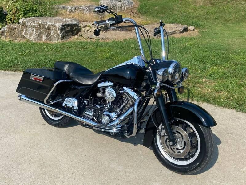 2005 Harley-Davidson FLHPI for sale at HIGHWAY 12 MOTORSPORTS in Nashville TN