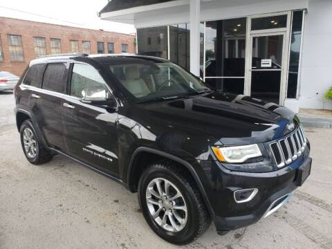 2016 Jeep Grand Cherokee for sale at Lincoln County Automotive in Fayetteville TN