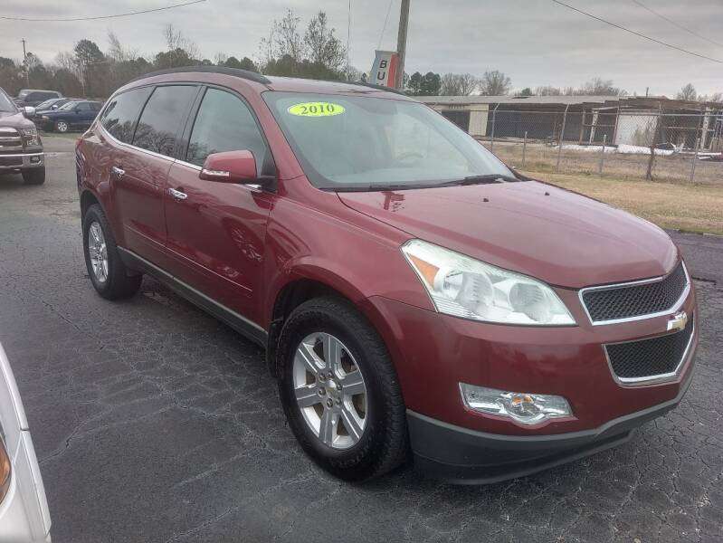 2010 Chevrolet Traverse for sale at Apex Auto Group in Cabot AR