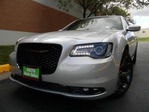 2021 Chrysler 300 for sale at Dasto Auto Sales in Manassas VA