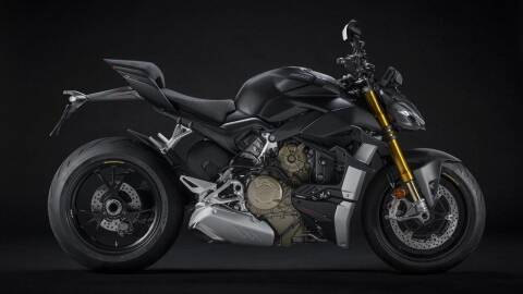 2021 Ducati Streetfighter S for sale at Peninsula Motor Vehicle Group in Oakville Ontario NY