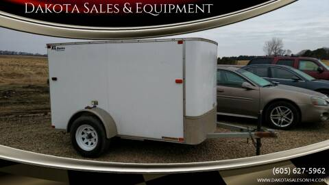 2006 H&H 5x8 Cargo for sale at Dakota Sales & Equipment in Arlington SD