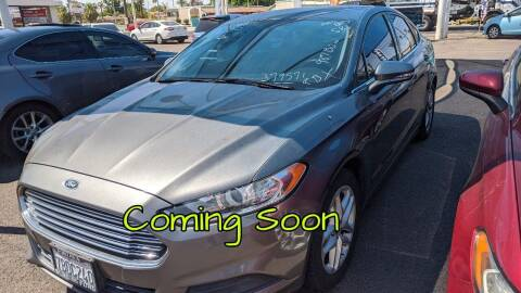 2013 Ford Fusion for sale at USA Auto Inc in Mesa AZ