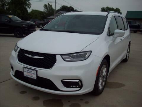 2021 Chrysler Pacifica for sale at Nemaha Valley Motors in Seneca KS