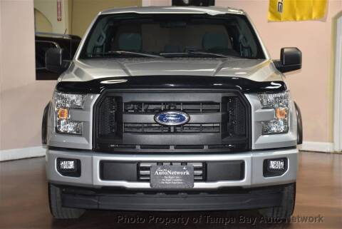 2017 Ford F-150 for sale at Tampa Bay AutoNetwork in Tampa FL