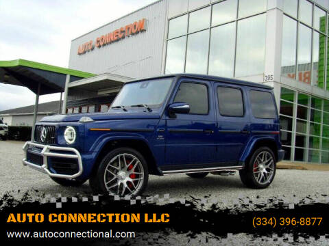 2021 Mercedes-Benz G-Class for sale at AUTO CONNECTION LLC in Montgomery AL