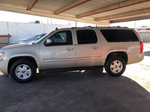 2013 Chevrolet Suburban for sale at Kann Enterprises Inc. in Lovington NM