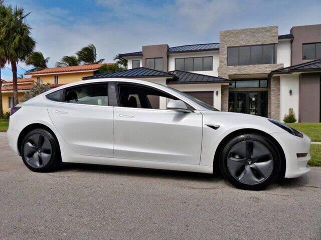 2020 Tesla Model 3 for sale at Lifetime Automotive Group in Pompano Beach FL