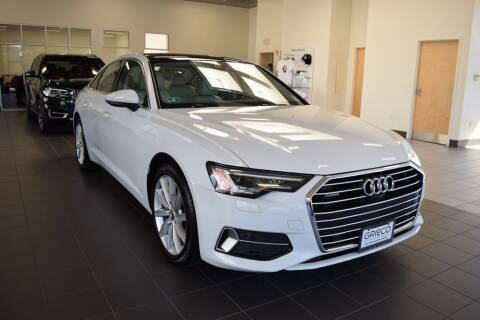 2019 Audi A6 for sale at BMW OF NEWPORT in Middletown RI