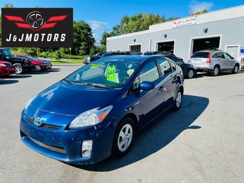 2010 Toyota Prius for sale at J & J MOTORS in New Milford CT